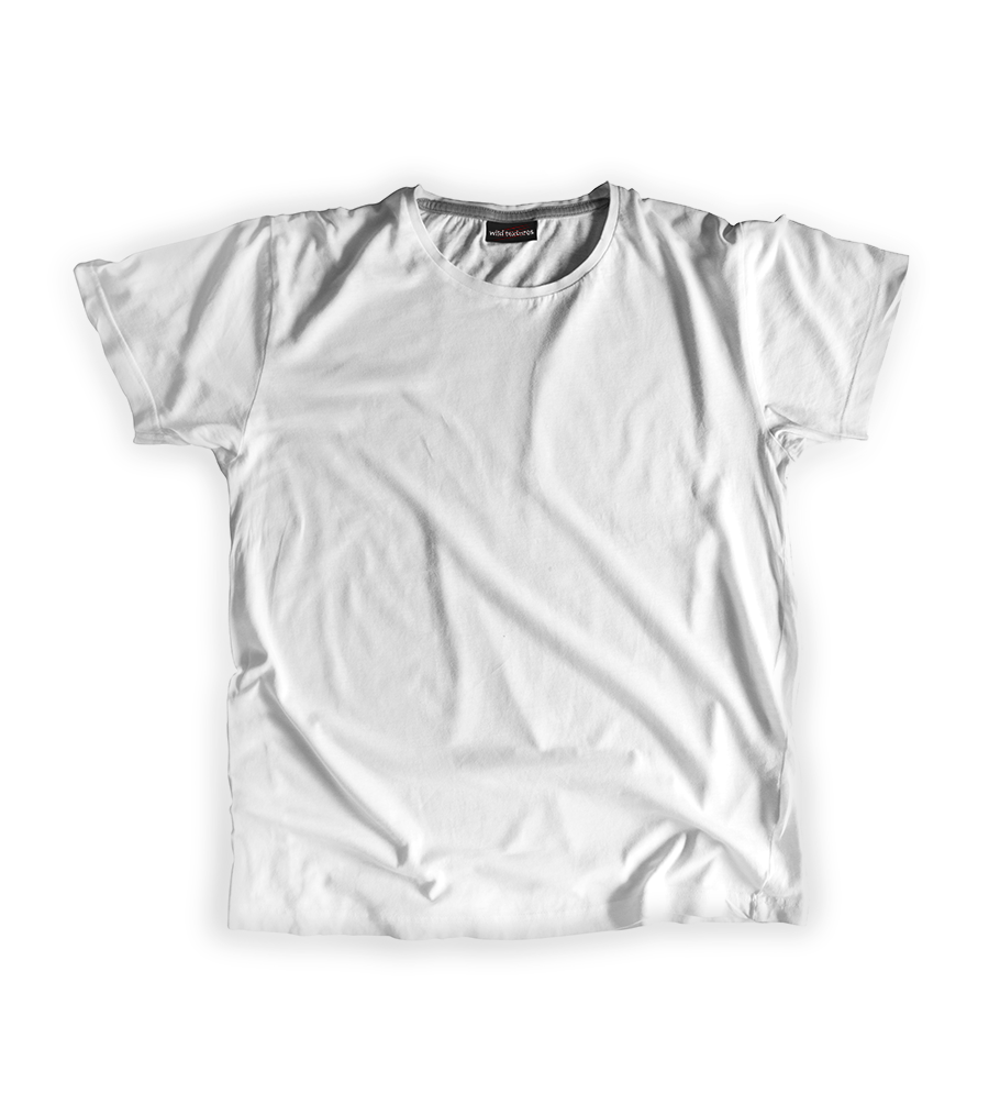 Leather Texture – Campo Series – Black printed on t-shirt