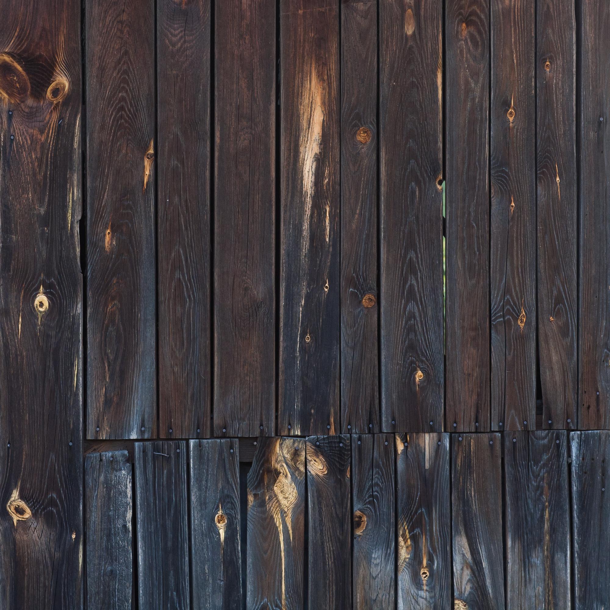 Dark Brown Wooden Texture