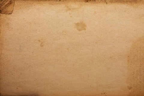 Blank Retro Paper Texture