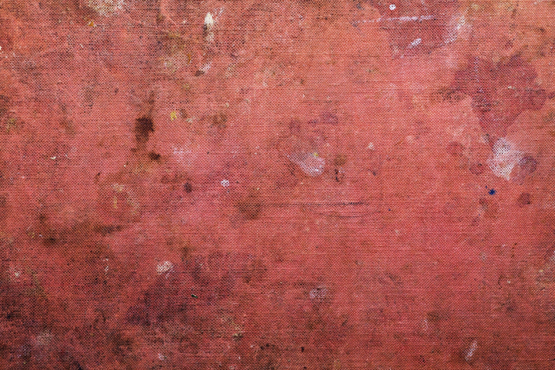 Grunge Pink Canvas Texture