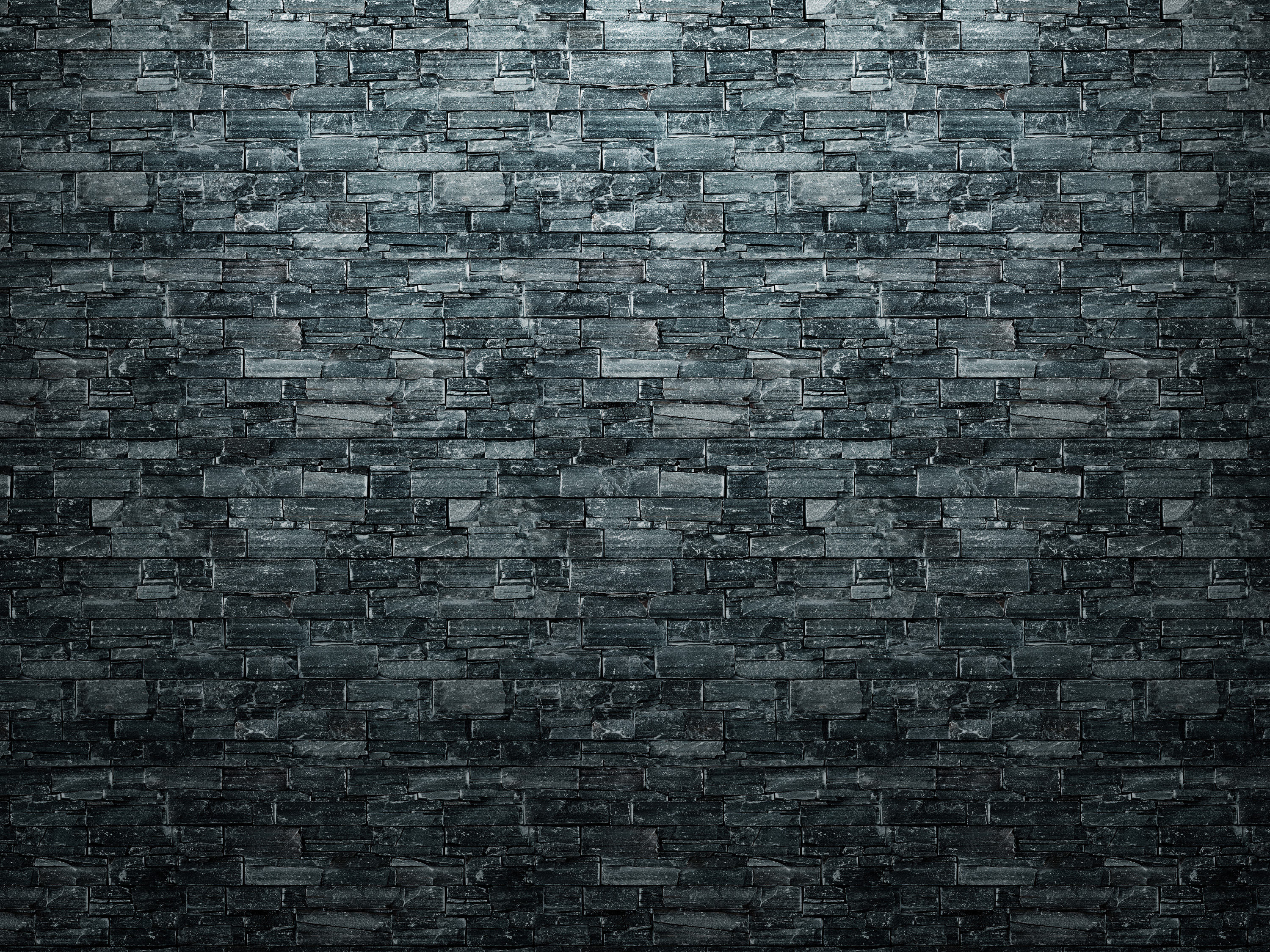 irregular dark grey stone tiles seamless texture