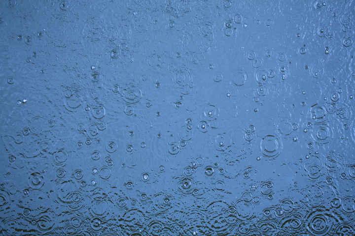 Rain Drop Ripples