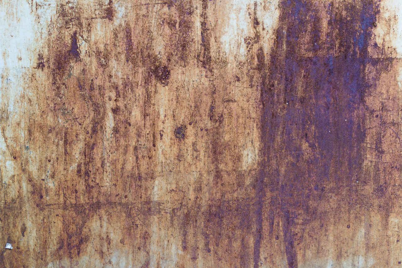 Large Rusty Metal Sheet