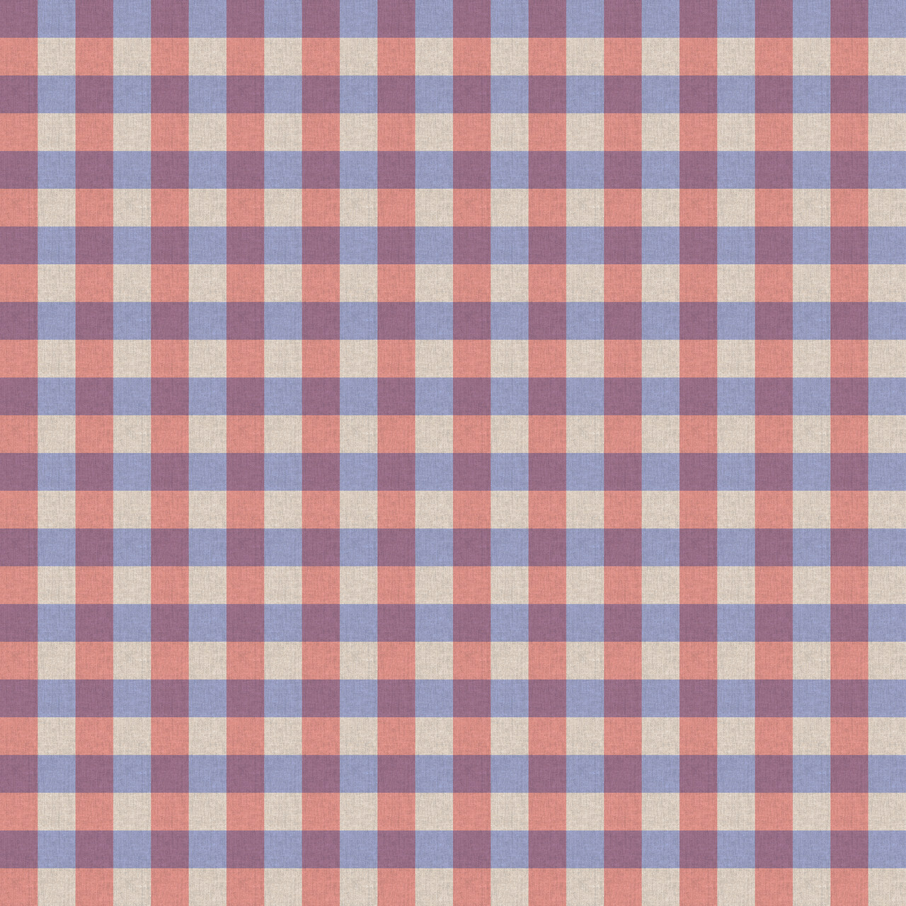Terms Of Use >> Blue/Red Cloth Grid – Seamless Texture