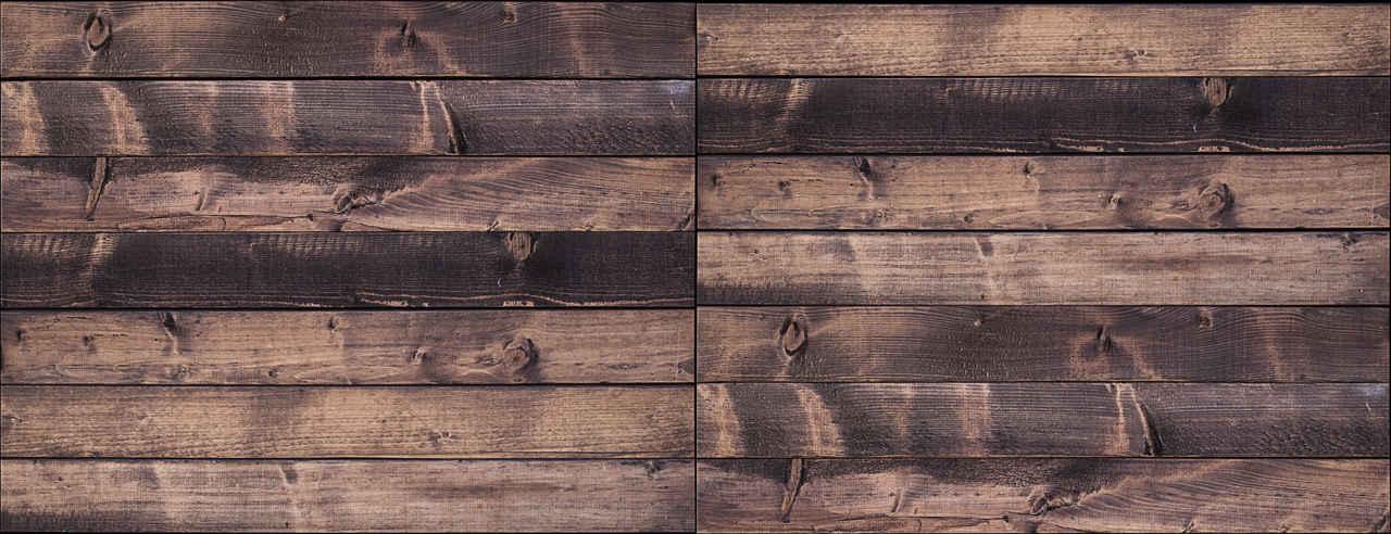 Seamless Wooden Planks Board
