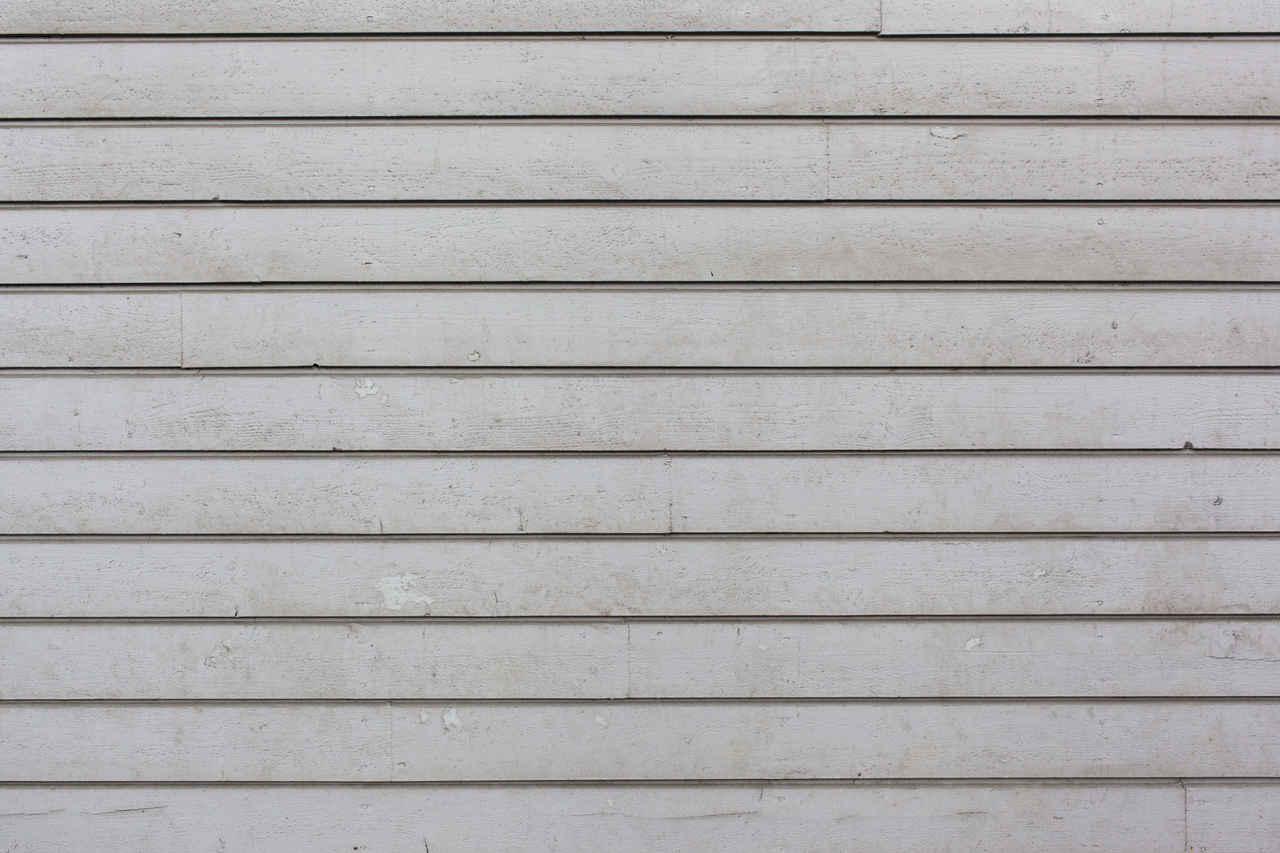 Grey Wooden Siding