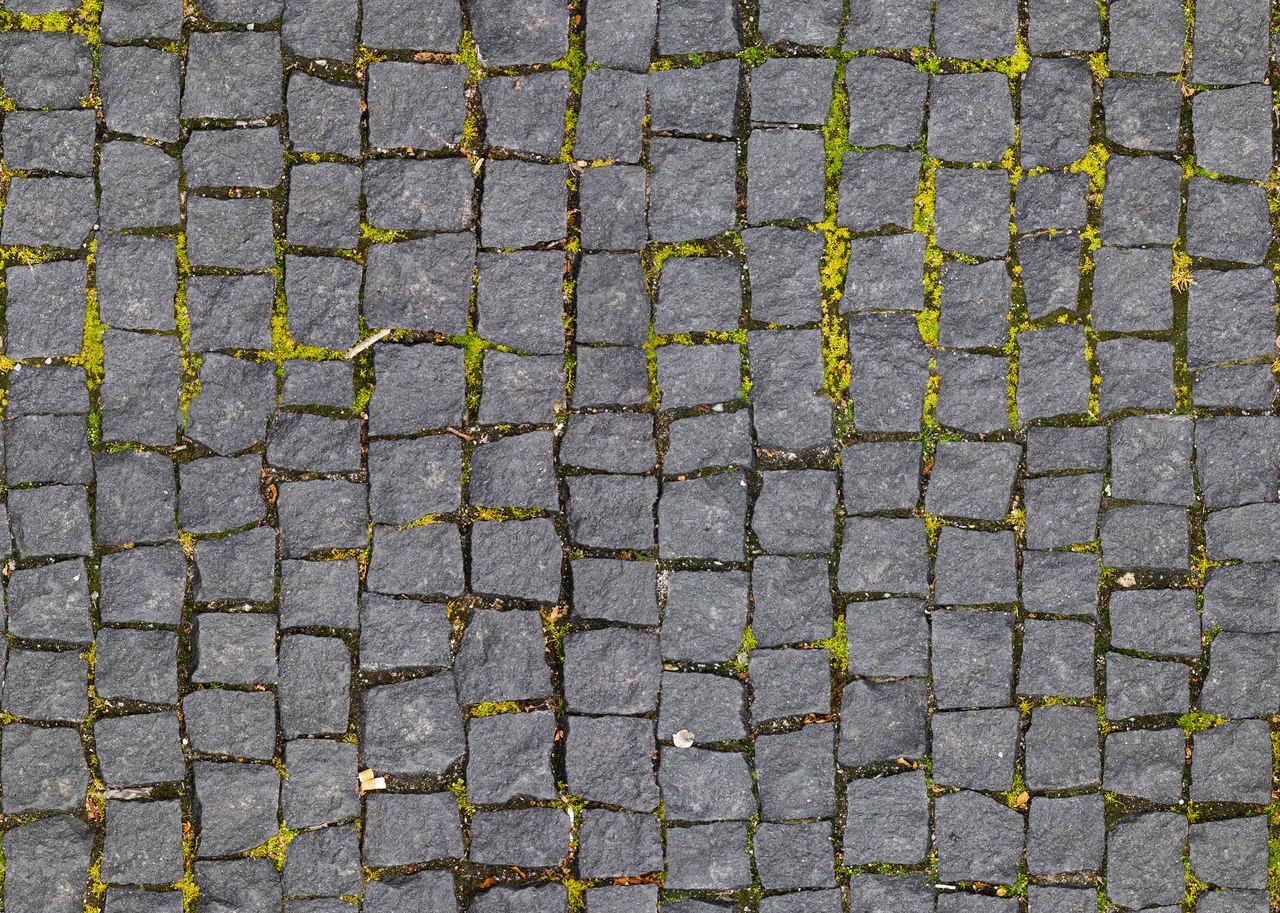Seamless Granite Brick Pavement Wild Textures