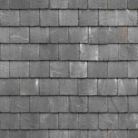 Dark Facade Tiles Saamless Texture