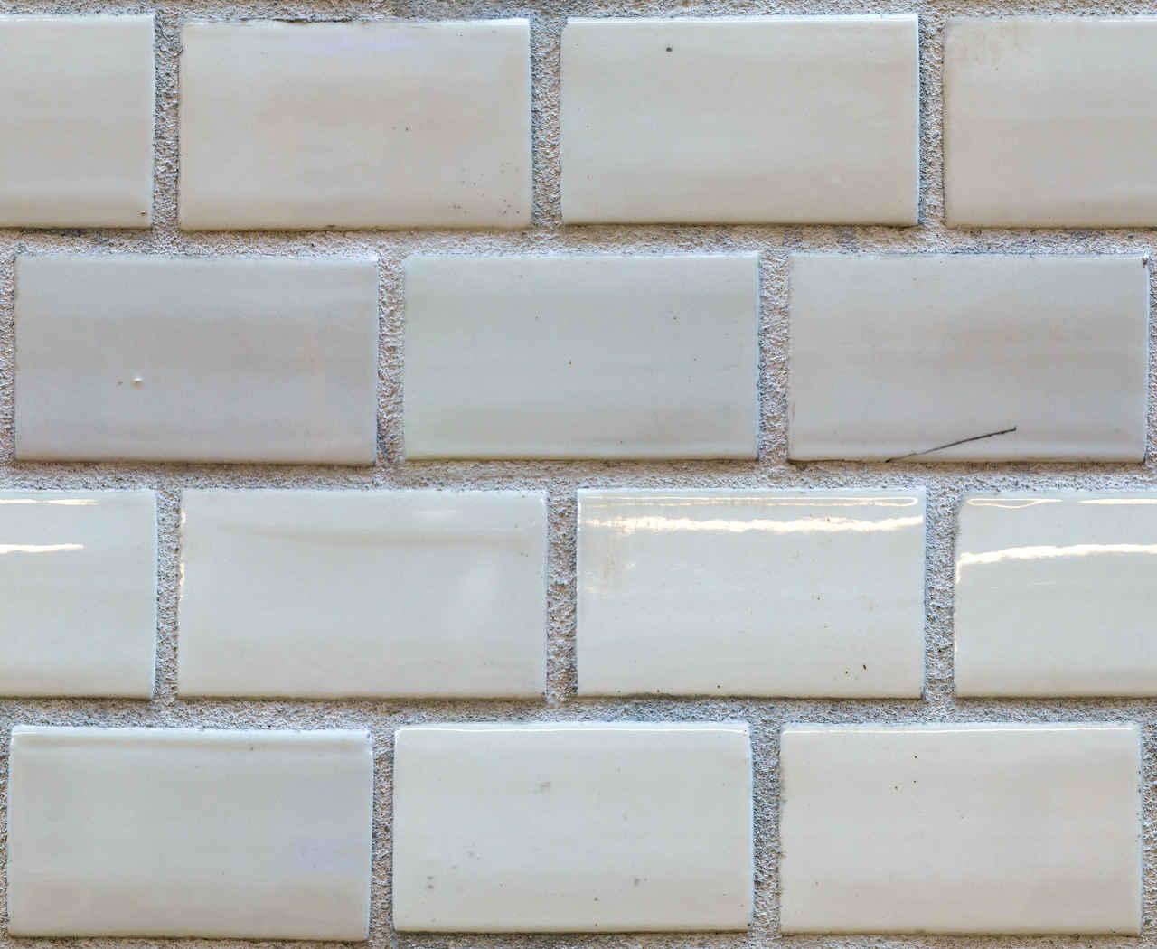 White Ceramic Tiles Seamless Of Course