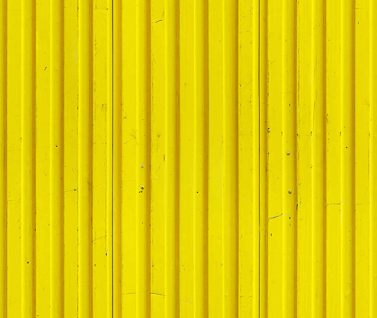 Technical Yellow Metal Fence Seamless Texture